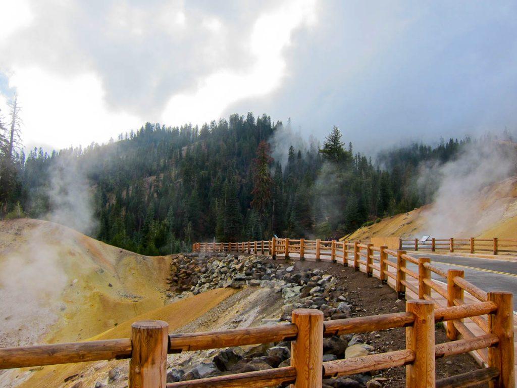 Sulfur Works Walkway