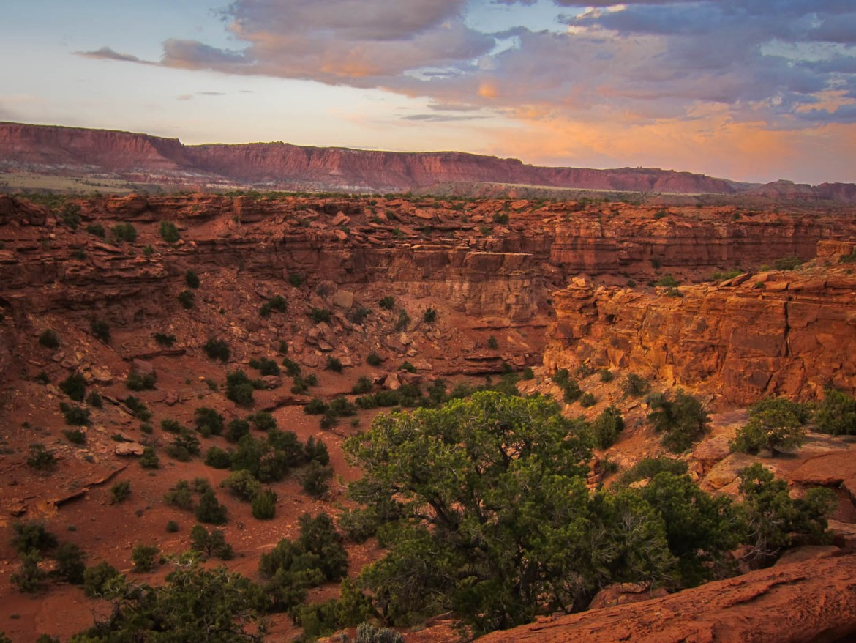 Mini Grand Canyon