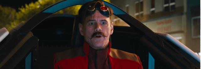 Personagem de Jim Carrey em destaque.