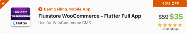 Fluxstore Multi Vendor - Flutter E-commerce Full App - 2