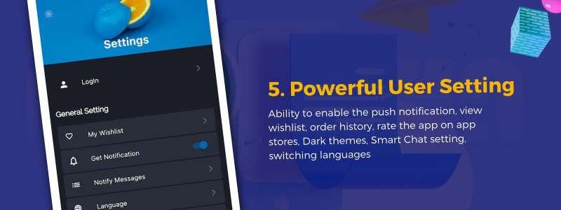 Fluxstore Strapi - Fastest Flutter App + Headless CMS Strapi - 7