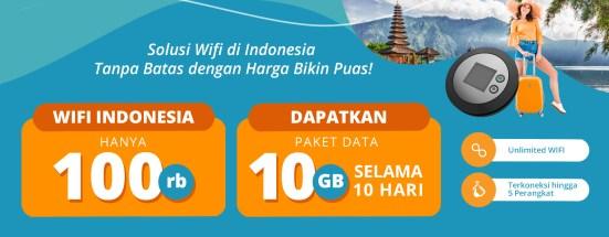 Wifi Indonesia di Passpod