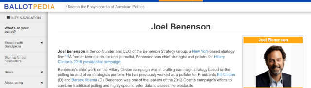 https://ballotpedia.org/Joel_Benenson