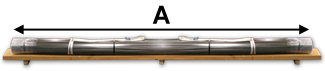 Bars dimensions