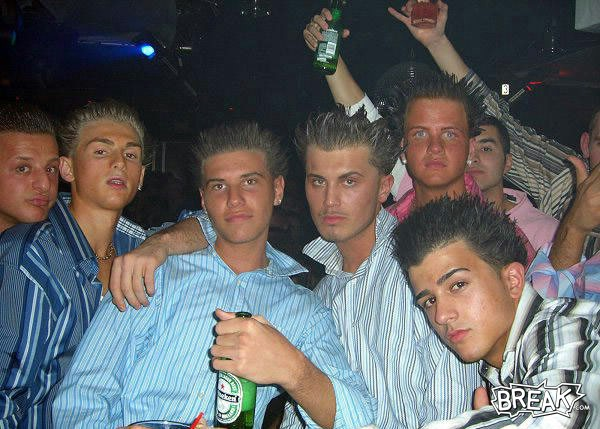 Image result for douchebags at the club