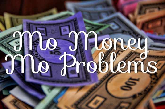 Mo Money Mo Problems: How Do I Create Adventure When I'm Broke?