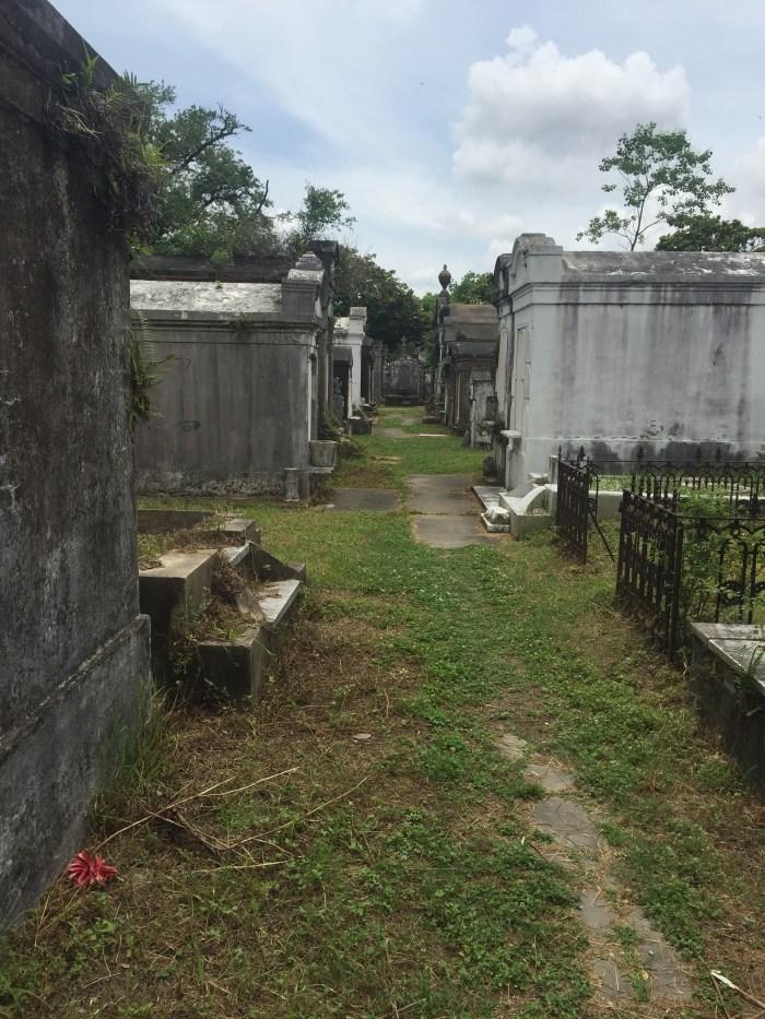 Lafayette Cemetery No. 1 New Orleans, LA