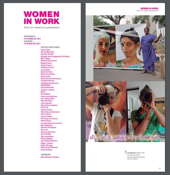 Women in work catalogue