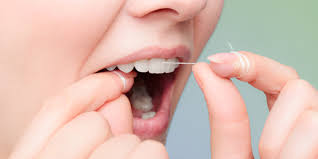 flossing daily tips