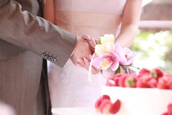 結婚式お祝い