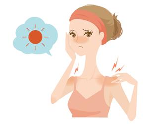 日焼け対処法