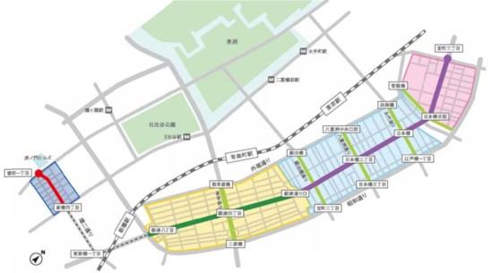 パレードマップ