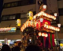 熊谷うちわ祭