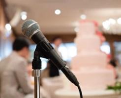 結婚式 挨拶 友人代表