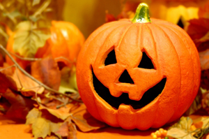 ハロウィンかぼちゃの作り方
