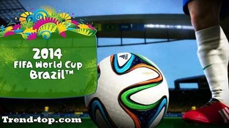 10 ألعاب مثل 2014 كأس العالم لكرة القدم البرازيل لبلاي ستيشن