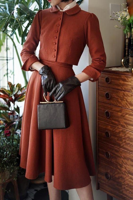 Comment s'habiller vintage ? mode vintage femme