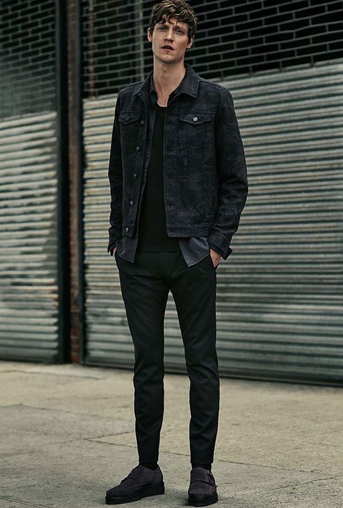 Why Wearing All Black Is The Easiest Way To Look Good