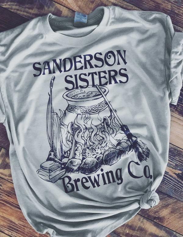 Sanderson Sisters Brewery Tee
