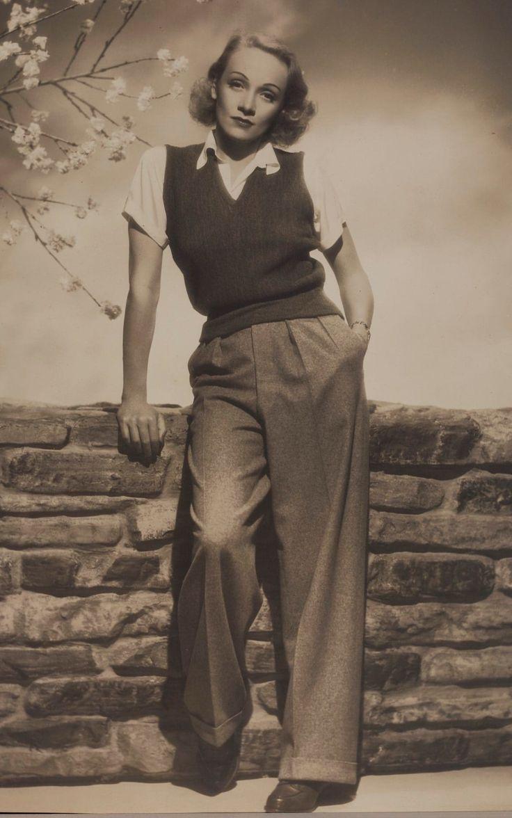 1940s Fashion Icons