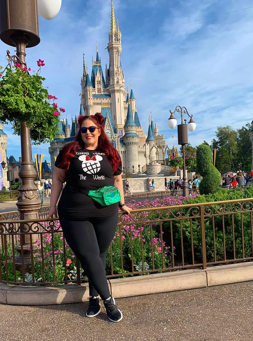 Plus Size at Disney World   Curves, Curls and Clothes