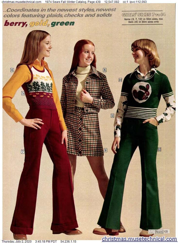 1974 Sears Fall Winter Catalog, Page 439 - Christmas Catalogs & Holiday Wishbooks