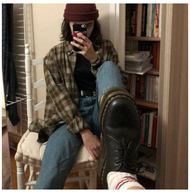 80s grunge outfits