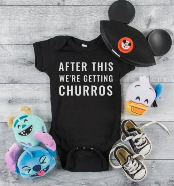 After This We're Getting Churros Baby Bodysuit | Etsy