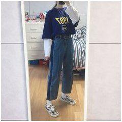 baggy pants style