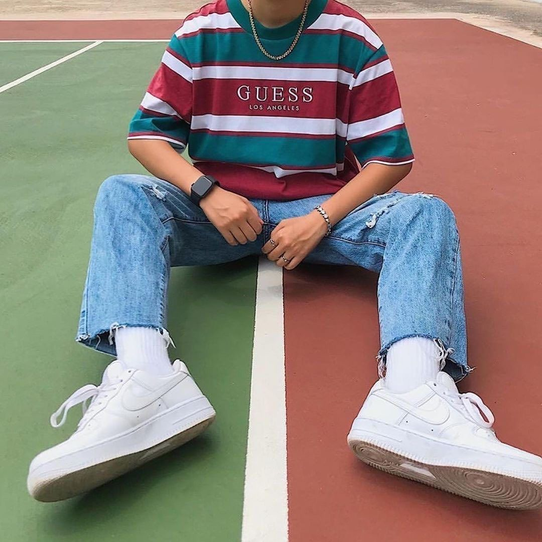 Outfit Streetwear Inspiration