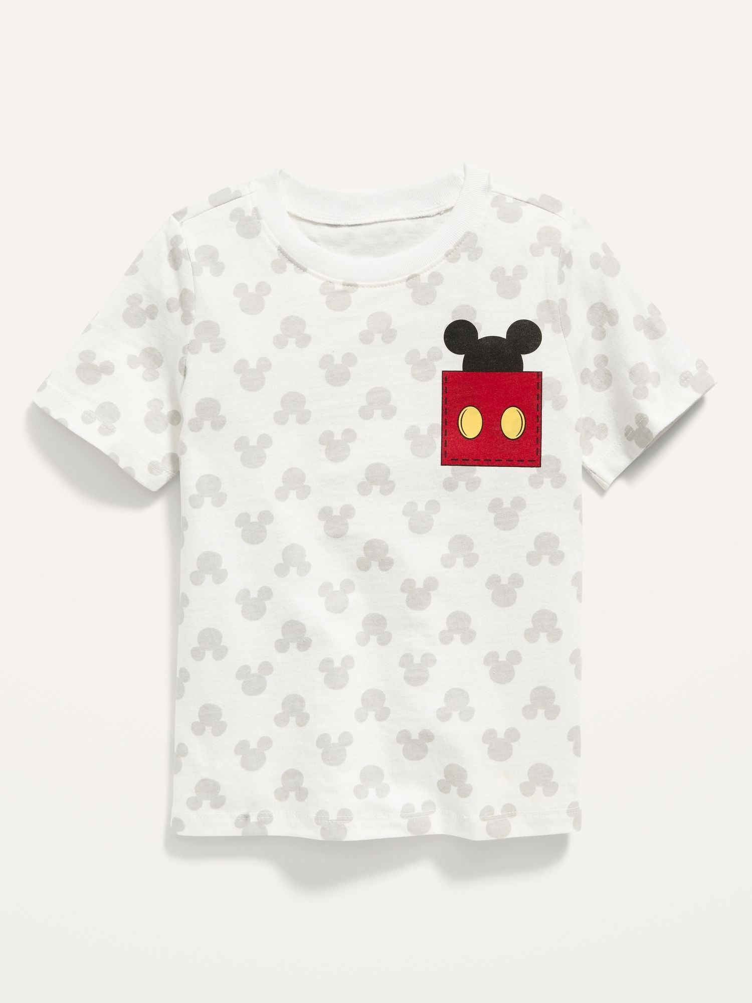 Unisex Disney© Mickey Mouse Short-Sleeve Tee for Toddler  | Old Navy