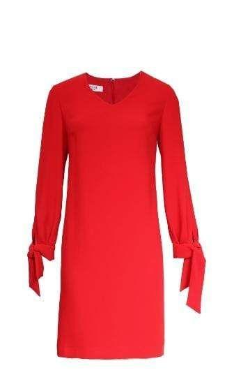 Weill Galop Red Dress 135029/1035D - 8/36