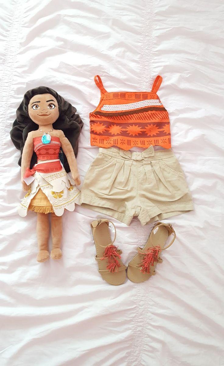 Little Fashionista Disney Outfit Ideas