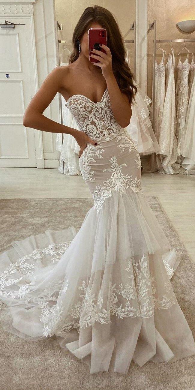 Wedding Dresses Sirena >> 28 Lace Wedding Dresses from eleganza sposa | Wedding Dresses Boho ...