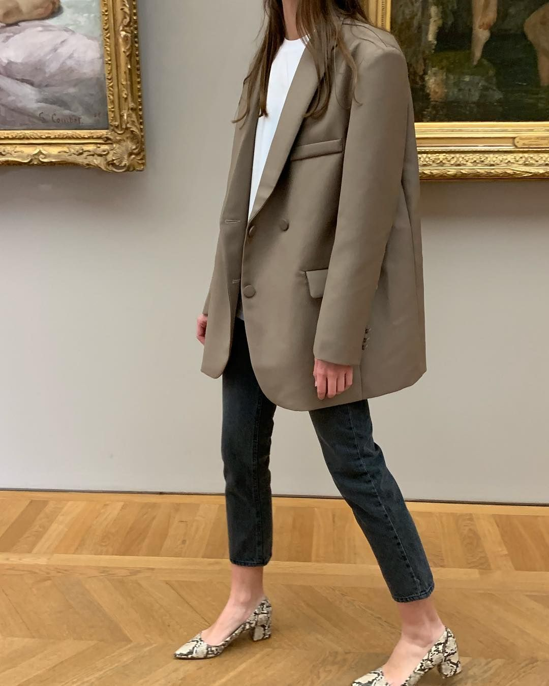 Like a Girl Boss – 10 Looks Com Blazer + Tênis