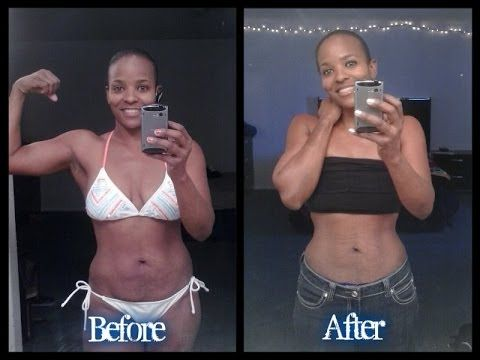 Corset Training ( Before and After Slide Show  Wk 1- 14)