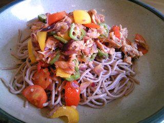 【世界一受けたい授業】そばパスタと豆腐スムージーのダイエットレシピ