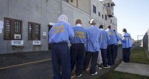Black Americans Are Incarcerated At Nearly Five Times Of Whites