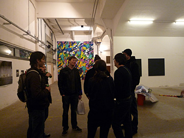 Sushifest, Amerikan Teenager, Sebastiaan Schlicher, Kunst & Complex