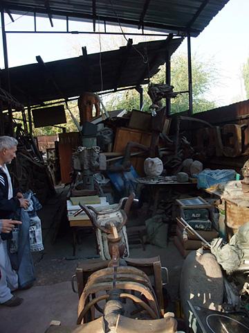 Atelier Georgii Tryakin-Bukharov