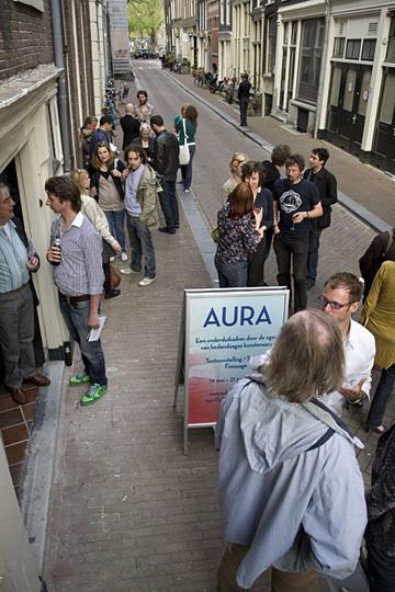 Aura @ Castrum Peregrini