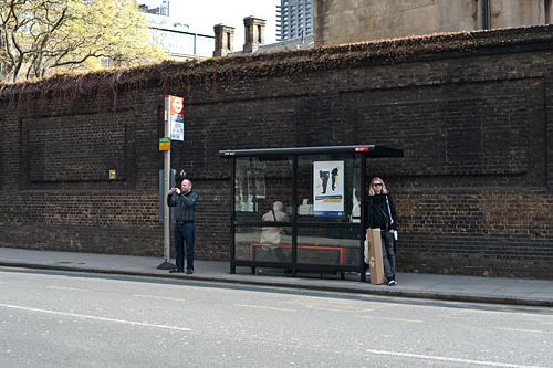 Bliksembezoek Londen
