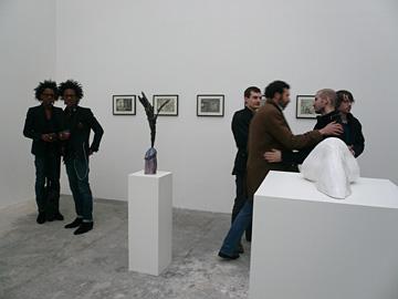 Iris van Dongen en Dionisis Kavallieratos @ Bugada & Cargnel