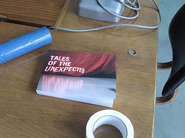 Tales of the unexpected as. 4 februari