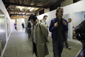 Petra Stavast, Monique Scuric en Annelies Kuiper @ Foto Festival Naarden