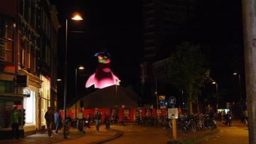 Florentijn Hofman @ Festival aan de Werf