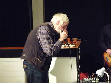 George van der Veen pensioneert