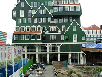 Groen Zaandam