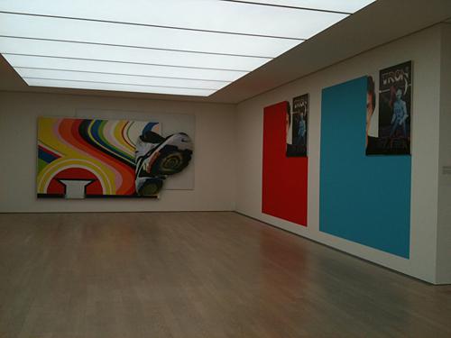 Michel Majerus @ Kunstmuseum Stuttgart