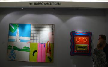 PAN Amsterdam, de opening